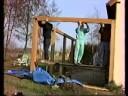 faire un toit de veranda