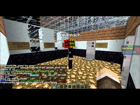 Minecraft 1.6.2 Cracked Survival Server   Skyblock   PvP   Walls   CTF   Factions   No Lag   24/7