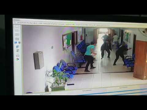 Juiz é baleado por réu dentro de fórum no Mato Grosso