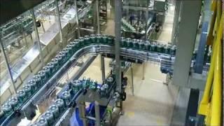 Tour At The Heineken main Factory