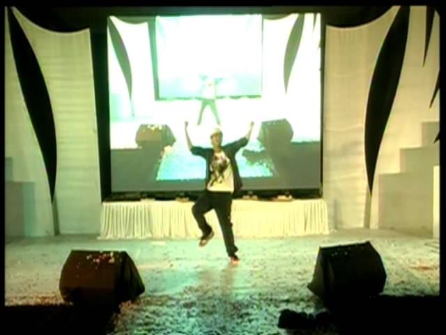AFAQ AHMED DANCE VIDEO for RVCE