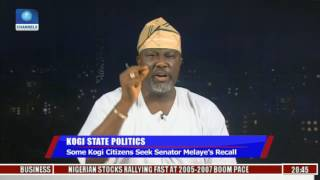 """You Have No Integrity"": Melaye, Adeyemi Trade Words Pt. 2"