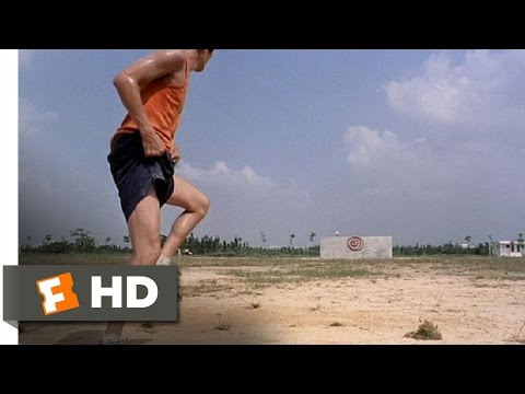 Shaolin Soccer (312) Movie CLIP - Steel Leg Trains (2001) HD