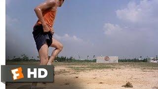 Shaolin Soccer (2001) - Steel Leg Trains Scene (3/12) | Movieclips