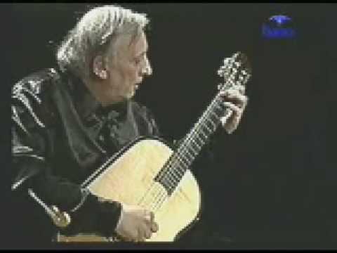 Francisco Tarrega - Pavana by Cesar Amaro