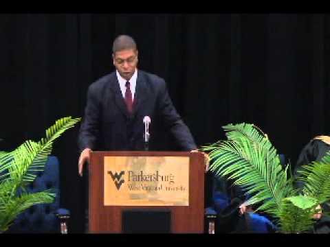 WVU Parkersburg New Student Convocation - Dr. Geoffrey Cousins