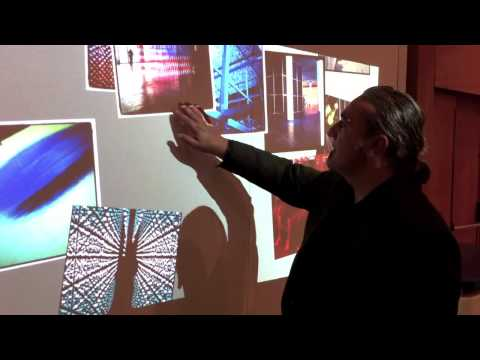 Intel demonstrates its Display without Borders technology