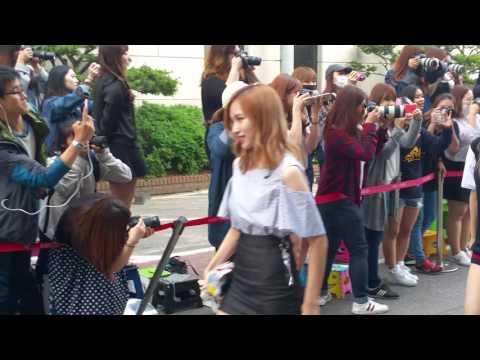 [FANCAM] 160527 트와이스 (TWICE) KBS 뮤직뱅크 Music Bank arrival