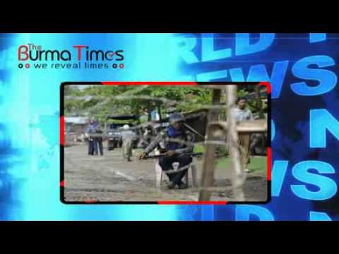 Burma Times TV Daily News 13.7.2015