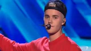 Justin Bieber Live On The X Factor Aust 2015 What Do You Mean
