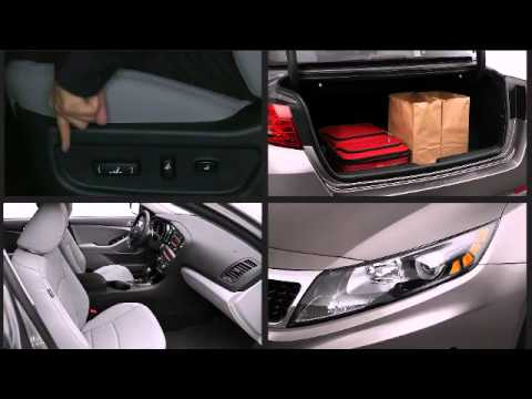 2012 Kia Optima Video