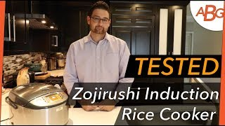 REVIEWED: Zojirushi Induction Rice Cooker