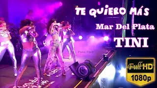 Download Lagu TINI en Mar Del Plata: Te Quiero Más (Full HD) Gratis STAFABAND