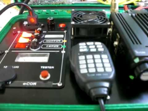 Emergency Amateur Radio Communication Kit by KH7O