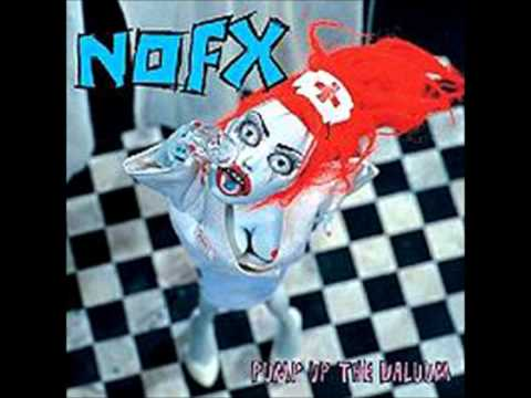 Nofx - Clams Have Feelings Too (actually They Don