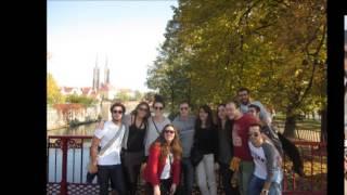 Eleonora Bitocchi - Erasmus a Poznan per Via Europa