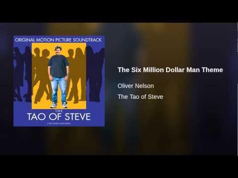 The Six Million Dollar Man Theme video