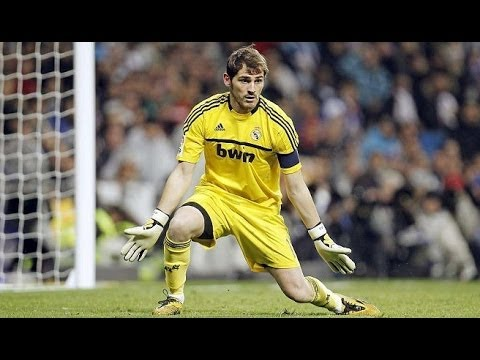 Iker Casillas vs FC Barcelona  :: San Iker ::  HD