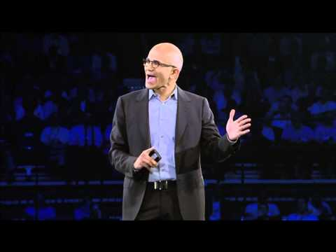 Watch Satya Nadella and other Microsoft executive keynotes during WPC14 (video)