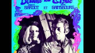 Serge Gainsbourg Bonnie And Clyde English Version