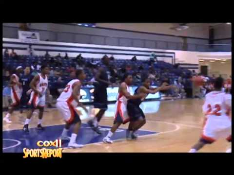 Boys Basketball:  Potomac vs. Maury