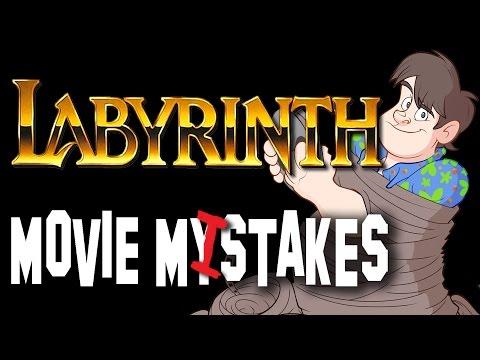 Labyrinth Movie Mistakes
