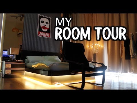 18 Years Old Room Tour [ My 2017 Room Tour ]