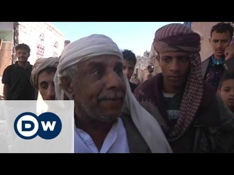 عاصفة الحزم تخلف أضراراً مادية في صنعاء   الجورنال