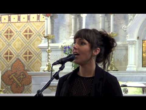 Ciara McCarthy Cork wedding singer Voice of an Angel