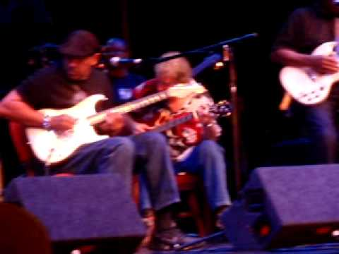 ronnie baker brooks, elvin bishop, lonnie brooks -- take me witcha'