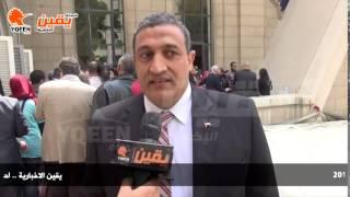 يقين | اللواء محمد أيمن : نشارك اخونا الاقباط في عيد القيامة المجيد
