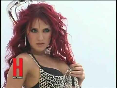 Dulce Maria  Septiembre 2005 Revista H