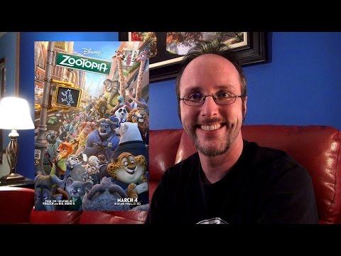 Doug Reviews - Zootopia