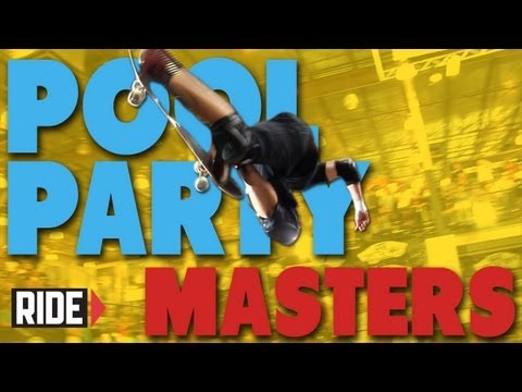Vans Pool Party Masters Finals