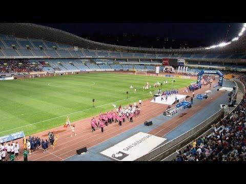 Resumen Inauguraci�n Donosti Cup 2014