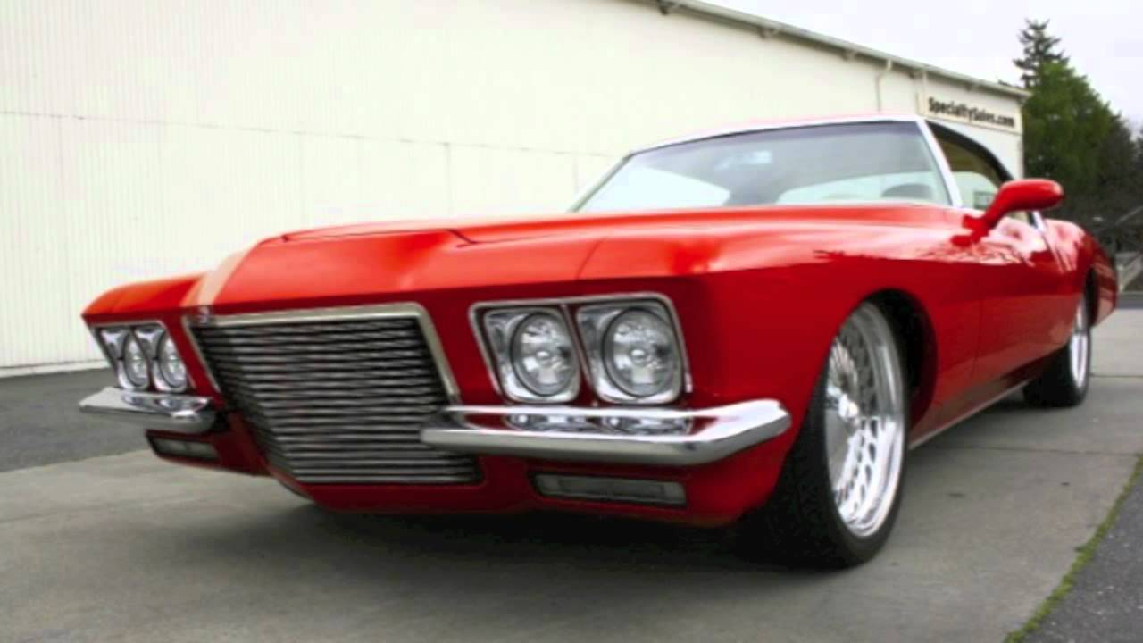1971 Buick Riviera 455 Youtube