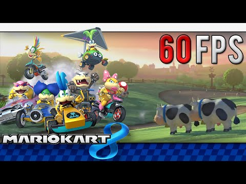 Mario Kart 8 60fps with Google Chrome