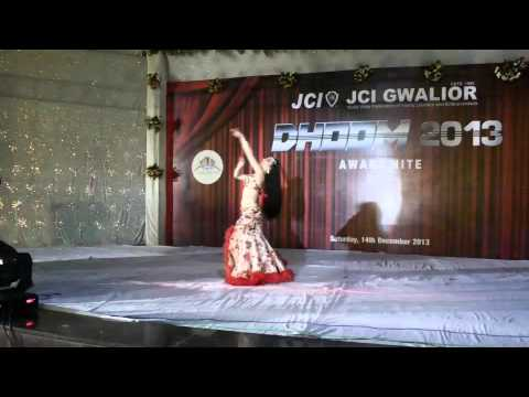 Mayya Mayya Belly Dance Nallini in India 2013