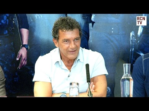 Antonio Banderas Interview - The Expendables 3 Premiere