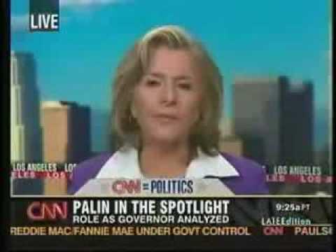 Barbara Boxer Rips Sarah Palin