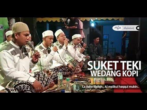 AZ ZAHIR SUKET TEKI Wedang Kopi Bang bang Wis Rahino (New) + Lirik Live Benjaran   MFA Sholawat