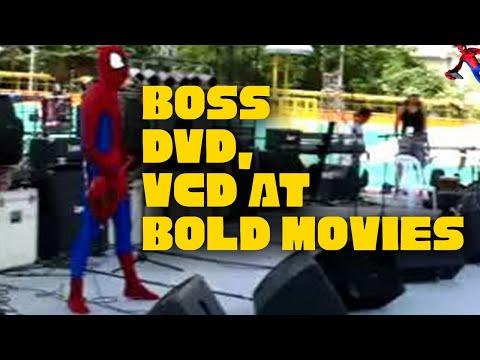 Boss Dvd, Vcd At Bold Movies By Kiko Machine video
