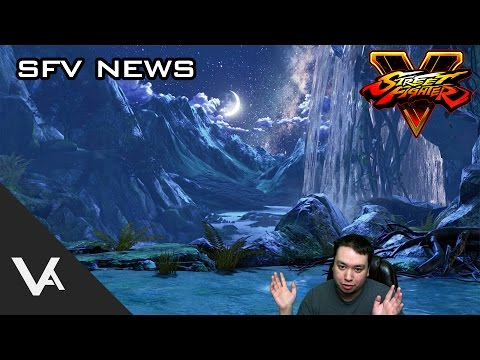 Street Fighter V News - Character Stats, Survial Colors And 8 Frame Delay Talks During Capcom Panel