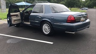 2010 MERCURY GRAND MARQUIS LS LIMITED EDITION