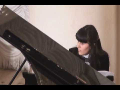 Gara Garayev improvisation - Nazrin Mahmudova
