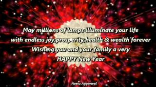 Happy New Year Wishes/Quotes/Sayings/Sms/Greetings/Happy New Year Whatsapp Video