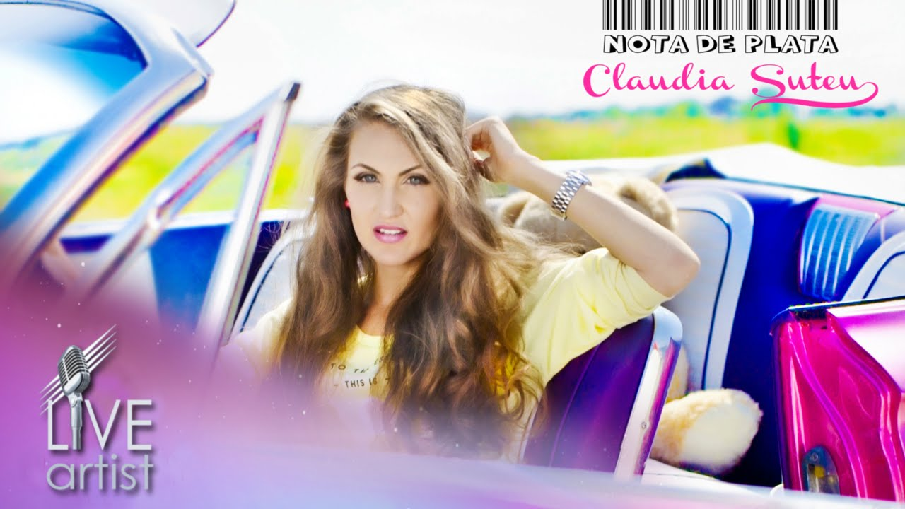 Claudia Suteu - Nota de plata (Official Video)