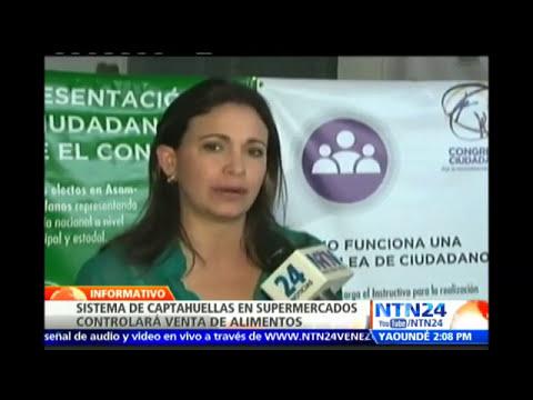Aumenta la polémica en Venezuela por la instalación del sistema capta huellas