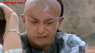 """Những hạt """"Sạn"""" khiến diễn viên phát ngượng trong phim Hoa ngữ"""