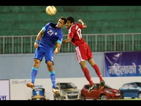 FULL MATCH: Maldives vs India - Semifinal 2 - SAFF Championship 2013